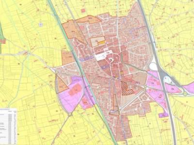 17. ELABORATION DU PLAN LOCAL D'URBANISME DE SENAS (BOUCHES-DU-RHÔNE)